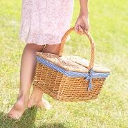 Perfektes Picknickzubehör