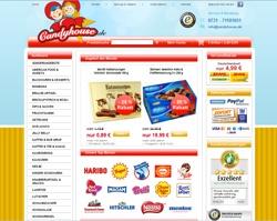 Süßigkeiten online kaufen