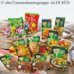 Das V-Label-Sortiment von ALDI SÜD