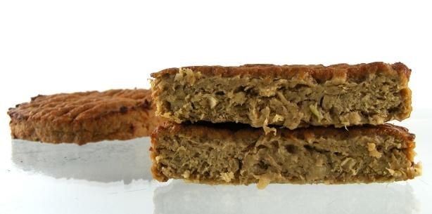 Vegafit: Vegan wie Hamburger