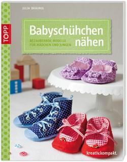 Kreativlabor-Berlin: Babyschuhe nähen