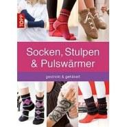 Warme Winteroutfits Socken Stulpen Pulswärmer Selber Häkeln Und