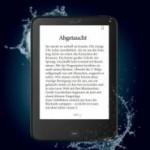 Neu: Wasserdichter Tolino Vision 2 – sicheres Lesen in der Badewanne [Update]