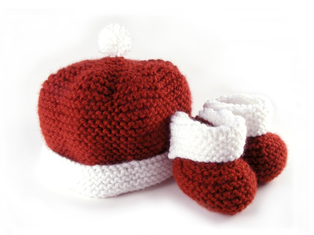Baby-Mütze Strickanleitung