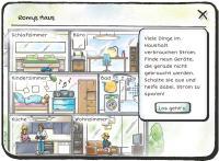In Romys Haus befinden sich viele Elektrogeräte, die unnötig Strom verbrauchen und ausgeschaltet werden können. © Fraunhofer
