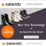 Bis zu 60% Rabatt auf Stiefeletten bei Zalando