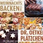 eBooks für die Weihnachtsbäckerei im Angebot