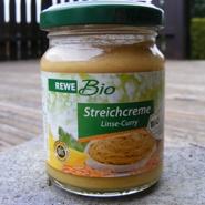 Streichcreme Linse-Curry von Rewe