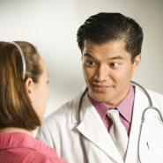 Der Gang zum Arzt