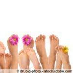 Die richtige Fußpflege