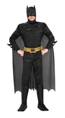 Batman Kostüm für Fasching