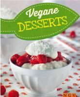 Vegane Desserts - Erdnuss-Schoko-Mousse vegan, Apfel-Preiselbeer-Couscous vegan oder Pfannkuchen mit Himbeerfüllung vegan!