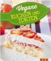 Vegane Kuchen & Torten - klassischer Marmorkuchen, raffinierte Limetten-Buttercreme-Torte, Käsekuchen mit Blaubeeren oder Kokos-Kirsch-Kühlschranktorte - aber alles eben vegan ohne tierische Bestandteile.