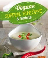 Vegane Suppen, Eintöpfe und Salate