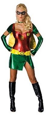 Robin Superheldin Faschingskostüm