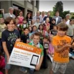 Amazon Schreibwettbewerb für GrundschulenPaperwhite und Gutscheine winken