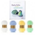 Süße Baby-Schuhe selber stricken mit Schmusegarn und tollen Ideen