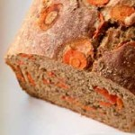 Dinkel-Karotten-Leinsaat-Brot Rezept