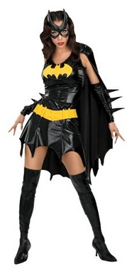 Batgirlkostüm von Rubies