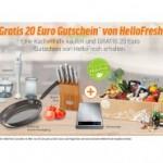 Hello Fresh Veggie Box 20 Euro Gutschein erhalten
