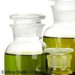 Rosmarin, Öl und Honig Haar-Spülung