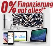 0% Finanzierung auf Alles