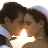 Hochzeitspaar - Liebe und Glück
