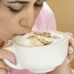 Im Kaffeegenuss schwelgen