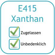 Zusatzstoff - Xanthan