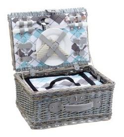 Cilio: Picknickkorb für 2 Personen