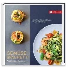 Gemüse-Spaghetti: Nudeln aus Gemüse