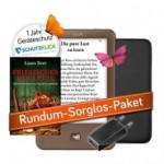 eBook Reader Komplettpaket Bundle mit Geräteschutzversicherung für deinen Lese-Sommer
