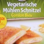 Vegetarisches Cordon Bleu von Rügenwalder Mühle