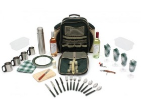 Greenfield Picknick Rucksack Super Deluxe