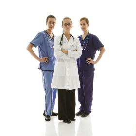 Berufskleidung im medizinischen Bereich