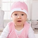 Zuckersüße Babymütze und Jacke mit Gratis Anleitung
