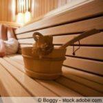 Sauna und Wellness für Zuhause