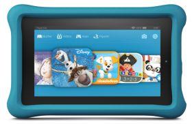 Fire Kids Edition Kinder Tablet mit 1 Jahr Kindle FreeTime und 2 Jahre Sorglos-Garantie