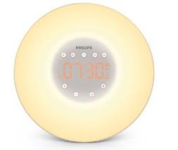 Philips HF3505-01 Wake-up Light: natürlich aufwachen mit Sonnenaufgang Feeling