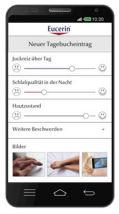 Atopicoach Tagebuch - App für Neurodermitiker