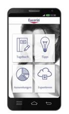 Atopicoach Übersicht - Atopicoach Tagebuch - App für Neurodermitiker