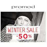 Winter Sale bei Promod