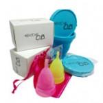 Menstruationstasse Menocup O.B. im Doppelpack!
