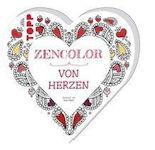 """Zencolor von Herzen"""" von Anja Kipper"""