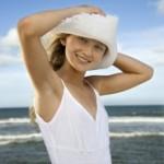 Verfahren zur Haarentfernung für eine schöne glatte Haut