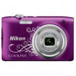 Nikon Coolpix Kamera A100 Digitalkamera mit einfacher Bedienung und vielen Funktionen