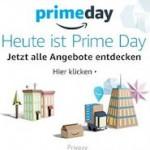 Amazon Prime Day 2016: Hochsommer Schnäppchen Jagd