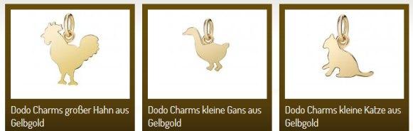 dodo charms