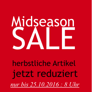 OTTO – Midseason Sale bis 25.10.16
