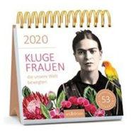 Postkartenkalender 2020 Kluge Frauen